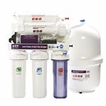 5-ти стадийная система очистки воды GRANDO5+ с насосом RAIFIL