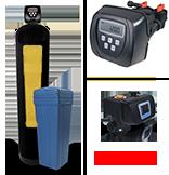 Фильтр для удаления солей жесткости FU 1252 CLACK
