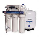 Фильтр для воды 6-ти ступенчатая система обратного осмоса  (RO-50P) ROS